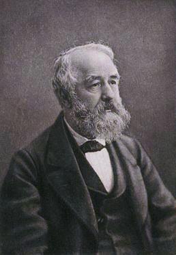 Portrait von Johann Rudolf Wolf