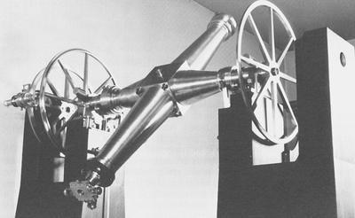 Ertel-Meridian-Instrument