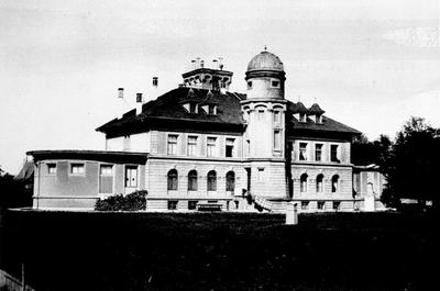 Tellurisches Observatorium