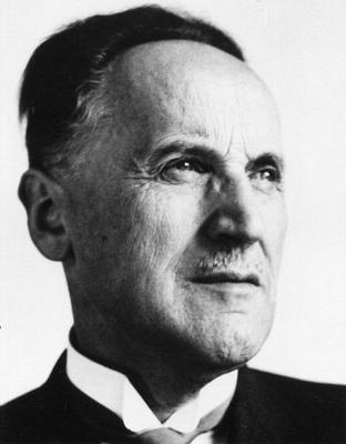 Portrait von Sigmund Mauderli