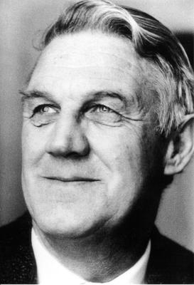 Portrait von Max Schürer