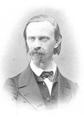 Portrait von Georg-Joseph Sidler